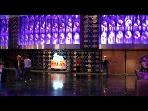 Cirque Du Soleil Elvis Theater at City Center.