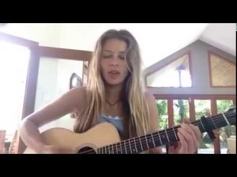Left Hand Free -  Alt Jay: Acoustic Cover By  Jacinta Counihan Music