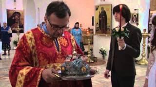 Венчание. Москва 2013г.
