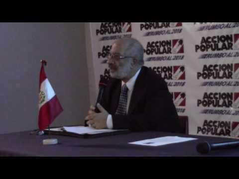 ANTICORRUPCIÓN : LA ÉTICA EN LAS CAMPAÑAS ELECTORALES - Dr. Juan Álvarez Vita