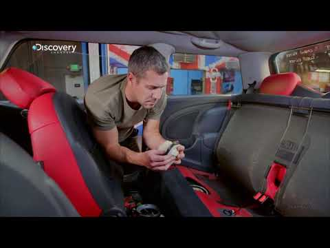 Comment changer le filtre à carburant d'une Mini Cooper MC40