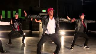 Janet Jackson - Make Me. Choreography by Will B. Bell