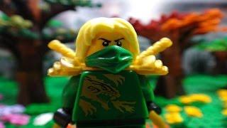 LEGO CHRONICLES OF NINJAGO - EPISODE 1 - THE ELEMENTAL MASTERS