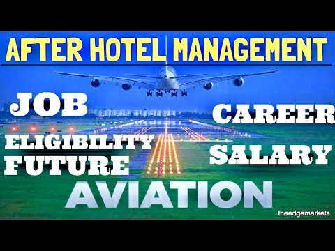 Career in Aviation |Advantage of doing Hotel Management.| Is it a good career for male/guys/boys