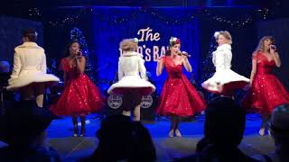 Sleigh Ride - Satin Dollz 1940s Ball [2018]