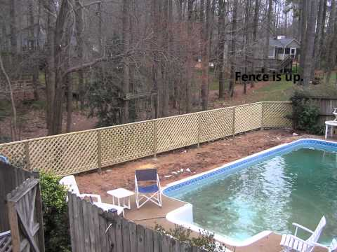 Wall-Diamond Block, Joy Charles, East Cobb.wmv