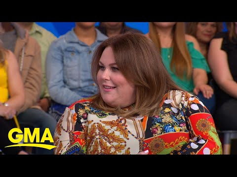 Chrissy Metz reveals her dream role and sings 'The Little Mermaid' live! l GMA