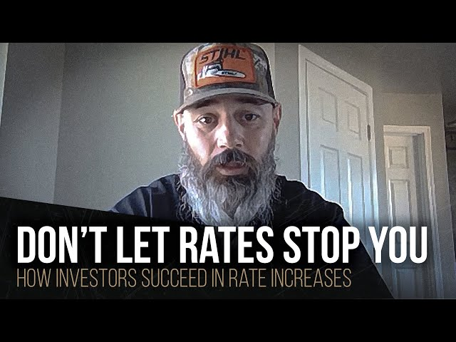 Don't let rates stop you