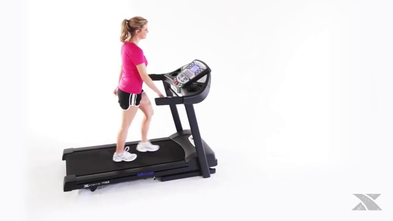 Xterra Tr3 0 Trail Racer Tapis De Course Tool Fitness Youtube
