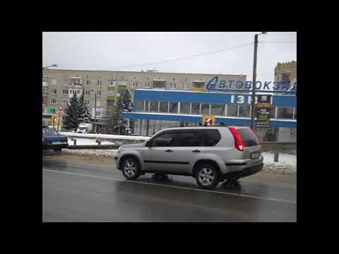 ObriIzyum: Навпроти автовокзалу в Ізюмі сталася ДТП