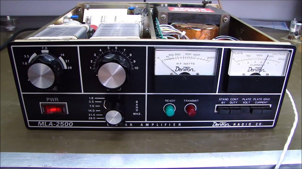 ALPHA TELECOM: DENTRON MLA-2500 TROCA DA FONTE DE ALIMENTAÇÃO