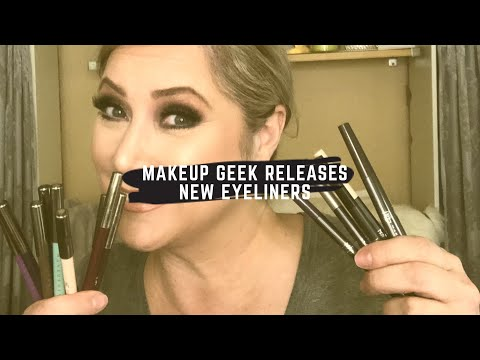 Makeup Geek Releases New Eyeliners, What is different? thumbnail