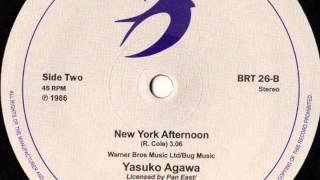 http://www.discogs.com/Yasuko-Agawa-LA-Nights/release/4445416.
