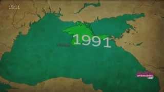 Как менялась карта Крыма за 3 тысячи лет ! Интересное событие! Смотреть всем ! Прикол !