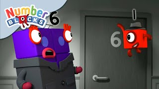 Numberblocks - Case Closed! | Learn to Count