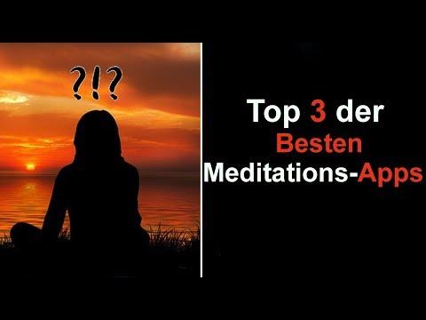 3 Meditations Apps Headspace,  7 Mind, Buddhify, Calm | Kurzmeditation