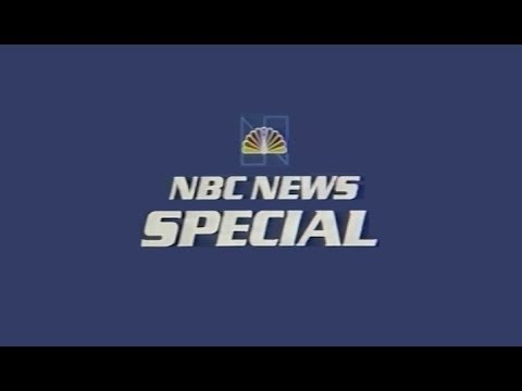 """WMAQ Channel 5 - NBC News Special - """"The Funeral of Princess Grace"""" (1982)"""