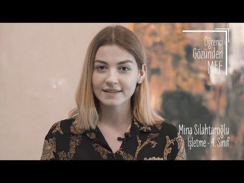Öğrenci Gözünden MEF Üniversitesi / Mina Silahtaroğlu - İşletme