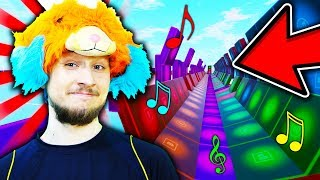 ULTRA TYLÉ MUSICAL QUIZZ ON CREATIVE FORTNITE!