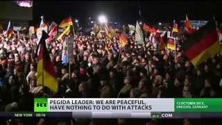 'No political party in Germany addresses loss of culture worries' – Pegida leader