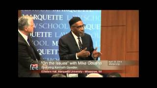 """Morning Minute: """"On the Issues"""" with Kenneth Gamble"""
