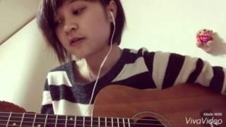 Cứ Thế Mong Chờ - Nguyễn Đình Vũ guitar cover by Thảo Mon
