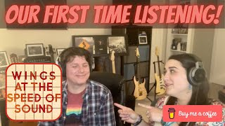 OUR REACTION TO Paul McCartney and Wings - Silly Love Songs | COUPLE REACTION (BMC Request)