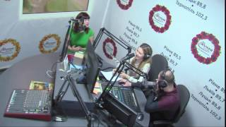 Людмила Калабуха на радіо FM Галичина