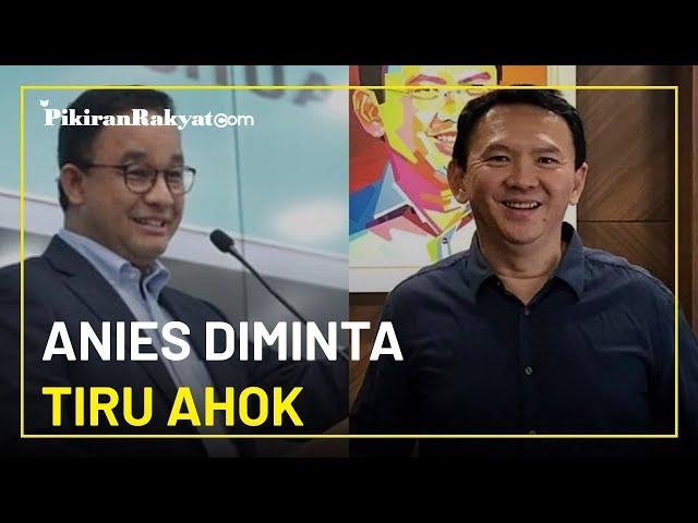 Romo Benny BPIP Suruh Anies Tiru Ahok, Wakil Ketua MPR: Banjir Sentuh Istana Presiden di Masa Ahok