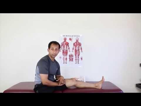how to fix knee cap alignment