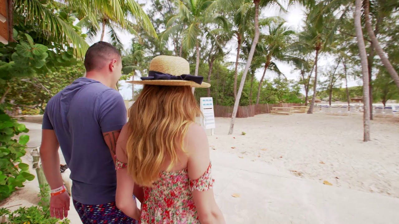 Blue Lagoon Island Vip Beach Nassau Bahamas Celebrity Cruises