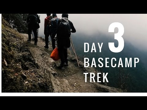 Annapurna Diaries | EP3| NEPAL Travel Vlogs