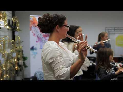 Querflöten-Workshop mit Theresa Schröttle