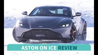 Aston Martin On Ice Review | Drive.com.au