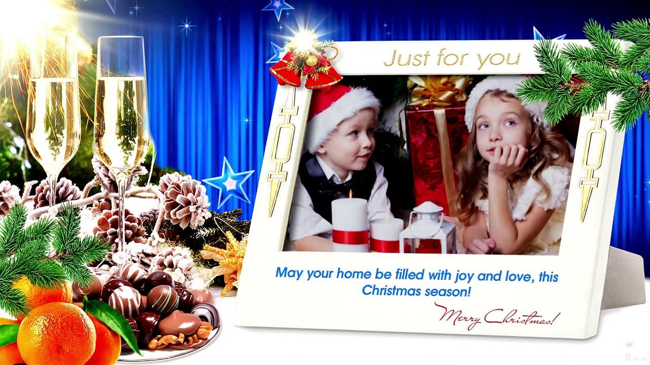MERRY CHRISTMAS TO YOU !