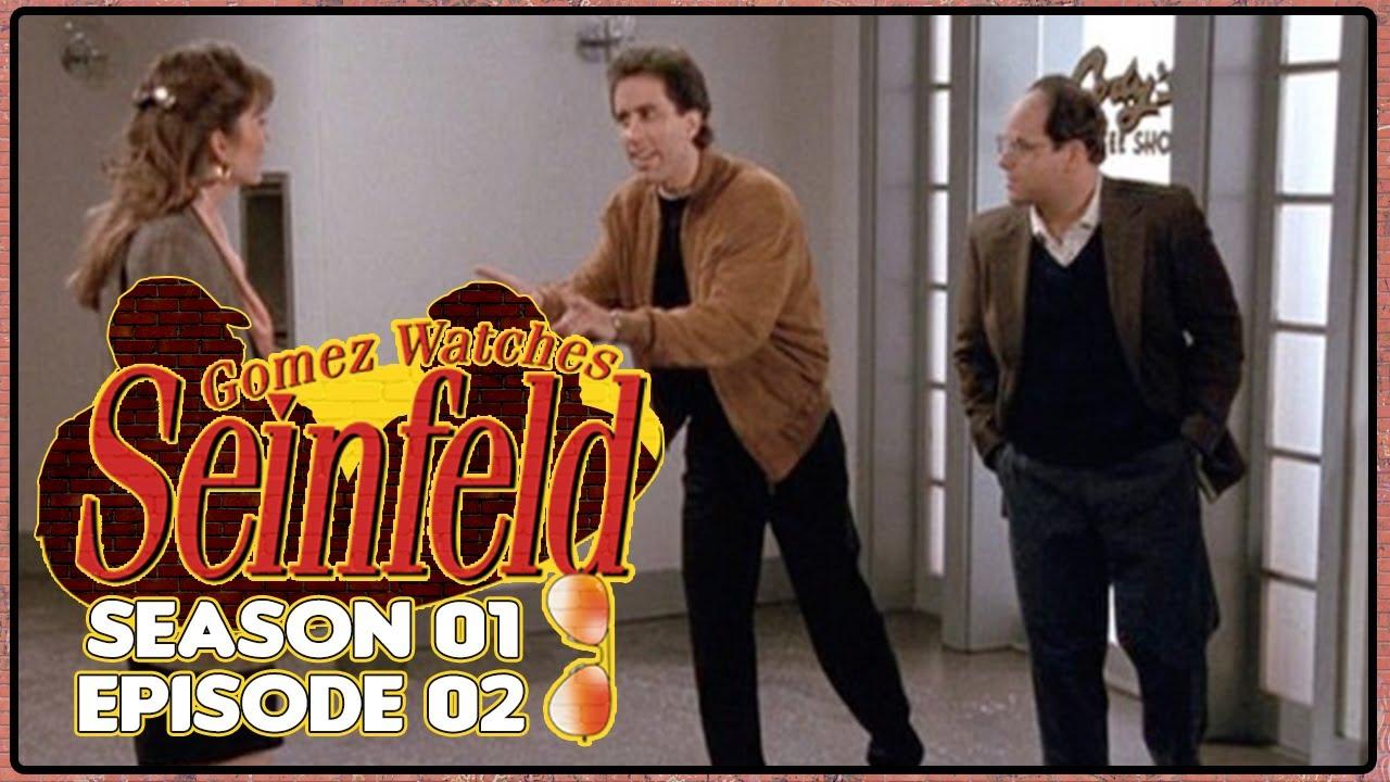 Download Gomez Watches Seinfeld #002 - Season 1 Episode 2