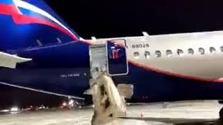 Российский Sukhoi Superjet