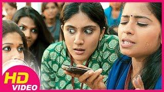 Raja Rani Tamil Movie Comedy Scenes | Nayantara's friends mock Jai | Arya | Santhanam | Nazriya