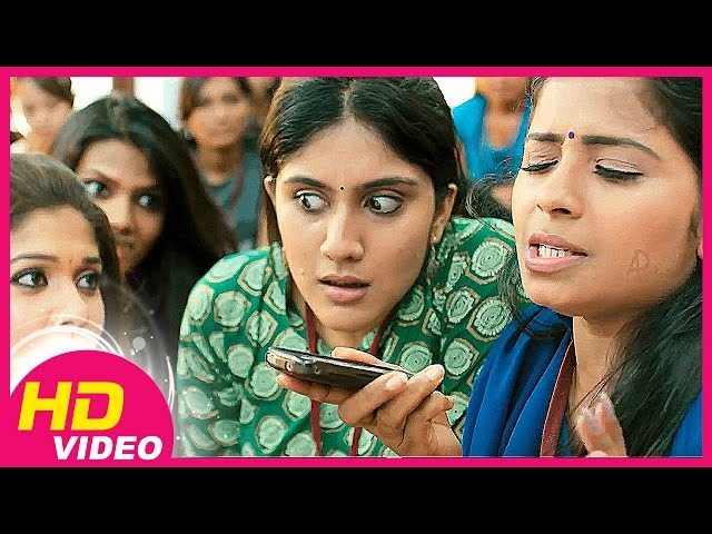 Raja Rani -Nayanthara's friends mocks Jai Travel Video