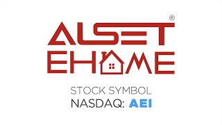 Alset EHome International: Diversified Operations Accelerating Sustainable Healthy Living