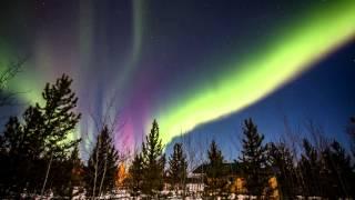 The Yukon - Aurora Borealis Timelapse - March 1, 2015