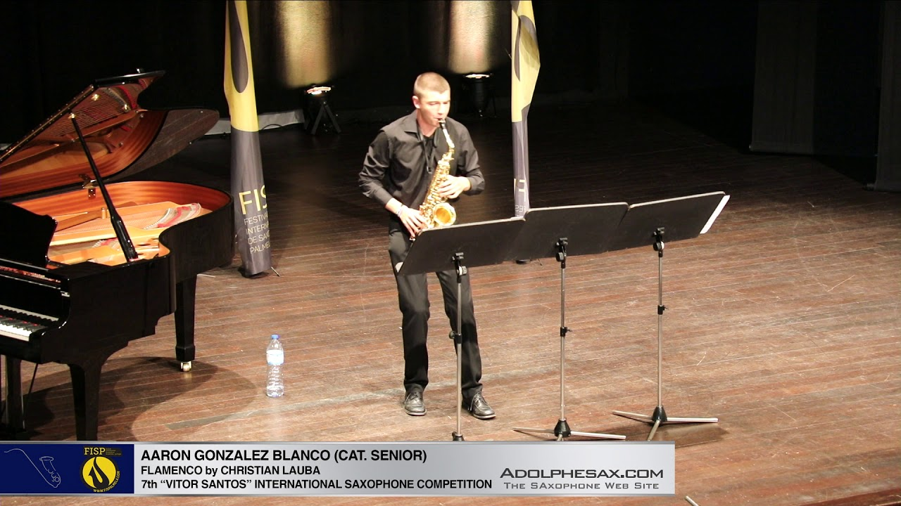 FIS Palmela 2019 - Aaron Gonzalez Blanco - Flamenco by Christian Lauba