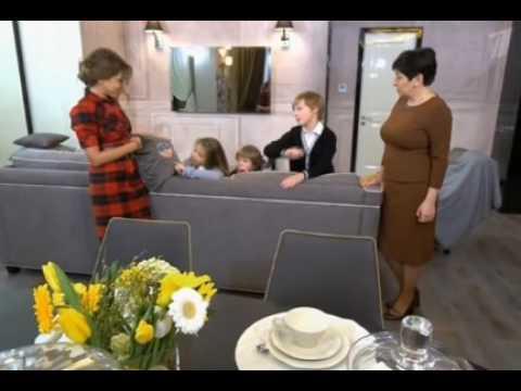 Телеведущая Юлия Барановская показала свой до неприличия роскошный дом Не упадите!