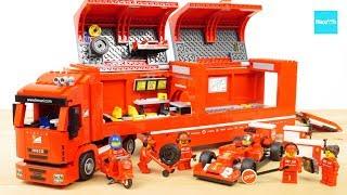 レゴ スピードチャンピオン F14T & スクーデリア フェラーリ トラック 759133 / LEGO Speed  F14 T & Scuderia Ferrari Truck