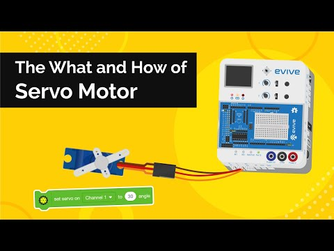 What is a Servo Motor - Working, Connections, Interfacing & Uses | Electronics for Beginners