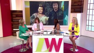 Penny Lancaster On Rod Stewart's Fashion Choices | Loose Women