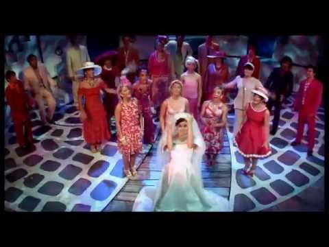 Mamma Mia! The Musical on Broadway