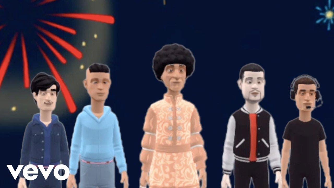 Submarine Man - Footi (Official Music Video)