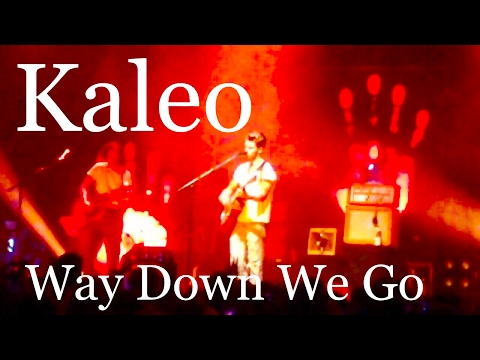 Kaleo - Way Down We Go (Live) at House of Blues in Boston