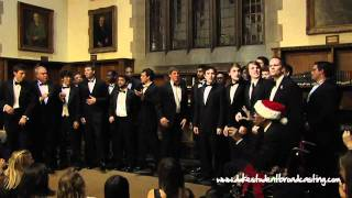 "The Pitchforks of Duke University - ""The Days of Christmas"""